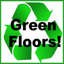 Green Flooring Logo